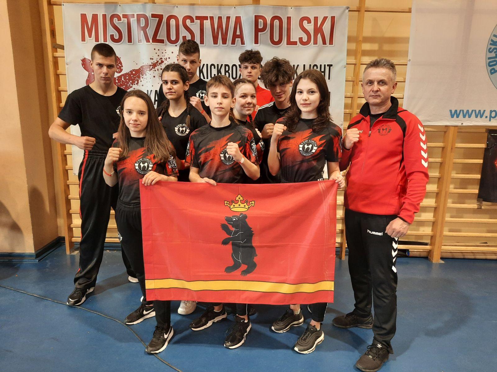 """Dwa Mistrzostwa Polski dla """"naszych"""" - Zdjęcie główne"""