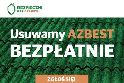 Krzywda: Unijna pomoc w usuwaniu azbestu - Zdjęcie główne