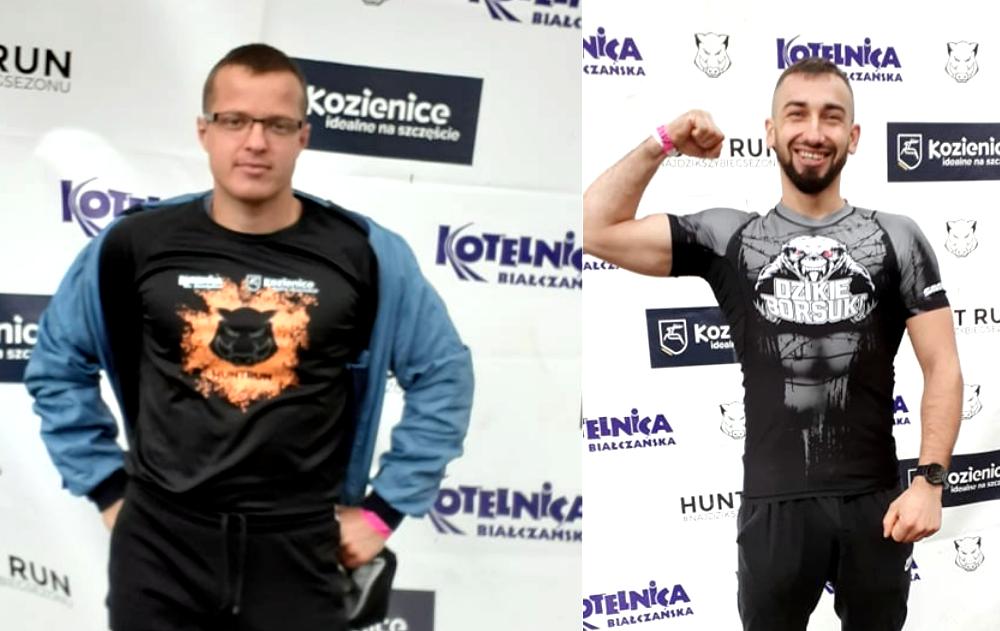 KRZYWDA Daniel Sobczak i Tomasz Oskroba pobiegli świetnie - Zdjęcie główne