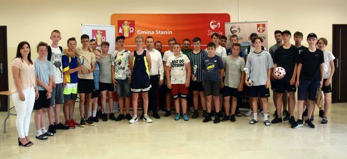 STANIN.  9 zespołów rozgrywało mecze na Orliku w Kosutach. - Zdjęcie główne