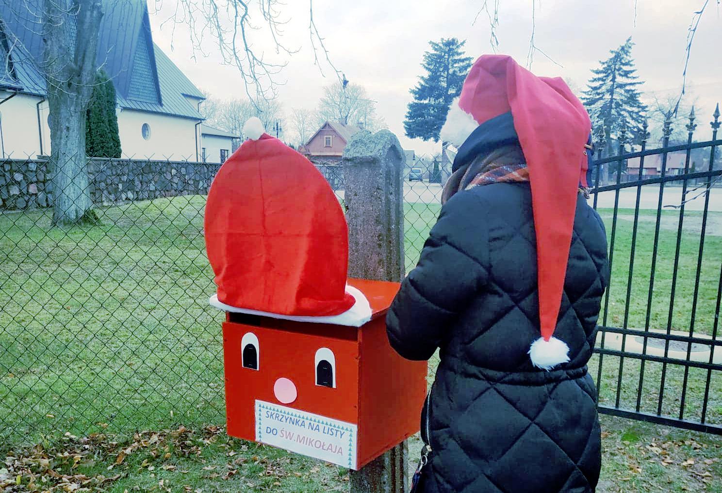 STOCZEK W gminie ruszyła świąteczna poczta - Zdjęcie główne