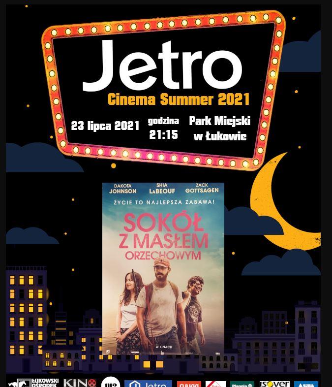 """Jetro Cinema Summer 2021: """"Sokół z masłem orzechowym""""   - Zdjęcie główne"""