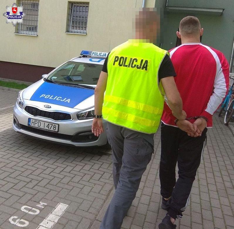 Ukradł ubrania i posiadał narkotyki - Zdjęcie główne