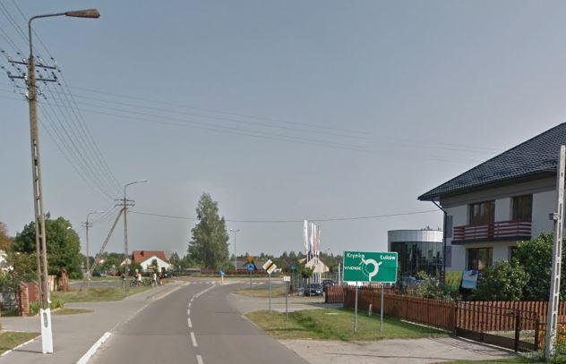 GMINA ŁUKÓW Nadali nazwy ulicom w Gręzówce, Krynce i Dąbiu  - Zdjęcie główne