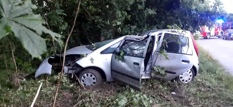 GM KRZYWDA: Śmierć 24-latka. Zginął w wypadku - Zdjęcie główne