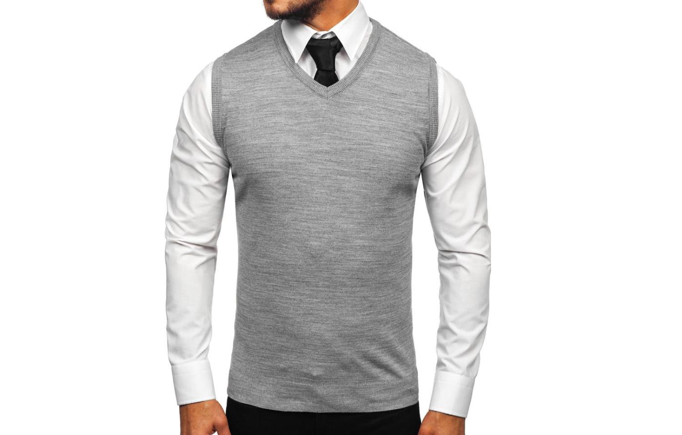 Do czego nosić sweter bez rękawów? Podpowiadamy! - Zdjęcie główne