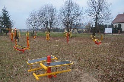 Krzywda: Będzie siłownia i plac zabaw w Cisowniku - Zdjęcie główne