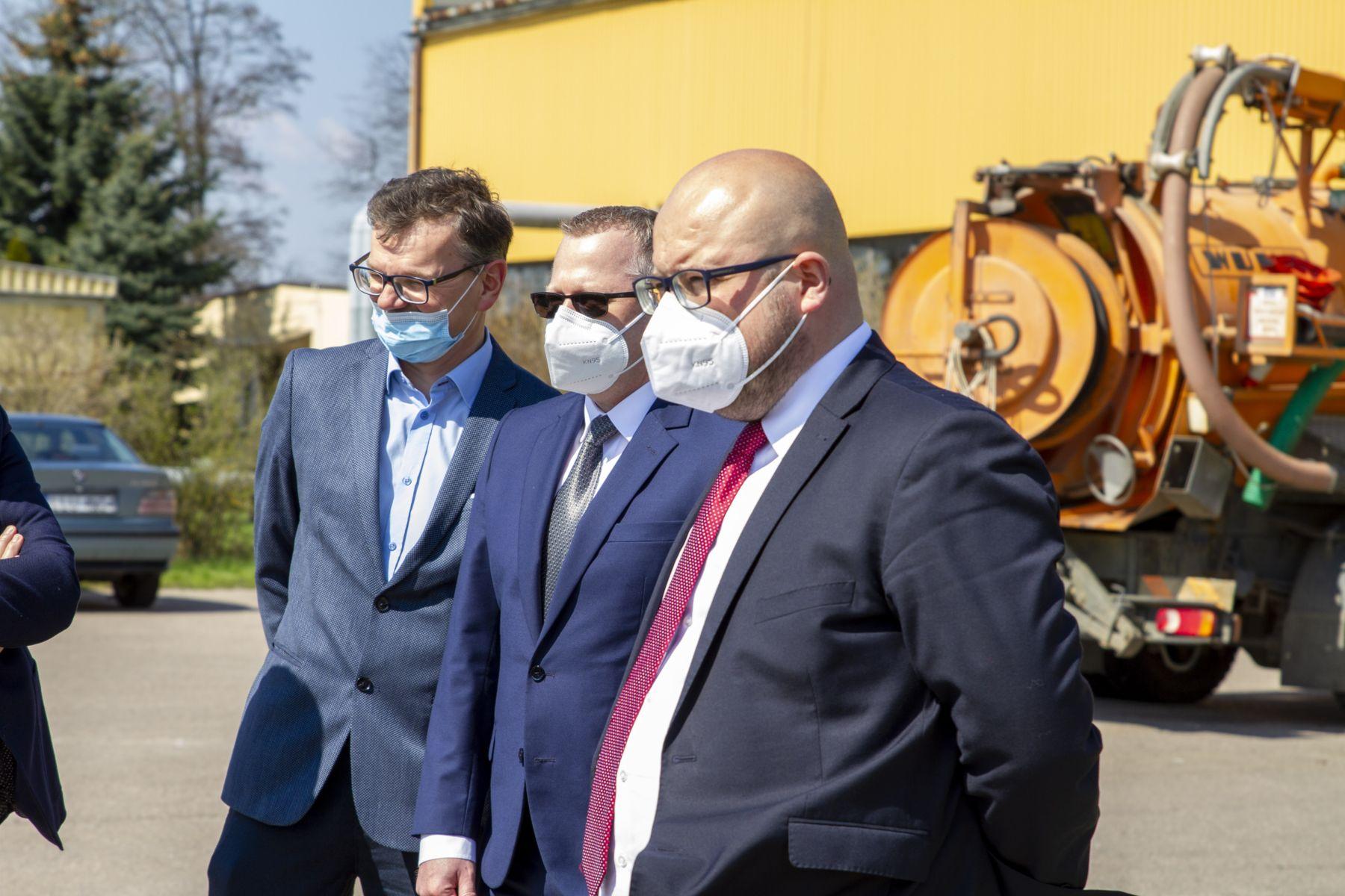 ŁUKÓW. Rusza modernizacja oczyszczalni ścieków - Zdjęcie główne
