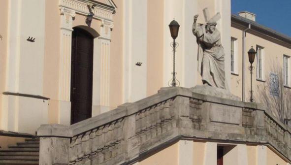 ŁUKÓW W parafii Przemienienia Pańskiego wizyty duszpasterskiej w domach nie będzie. W zamian spotkanie w kościele   - Zdjęcie główne