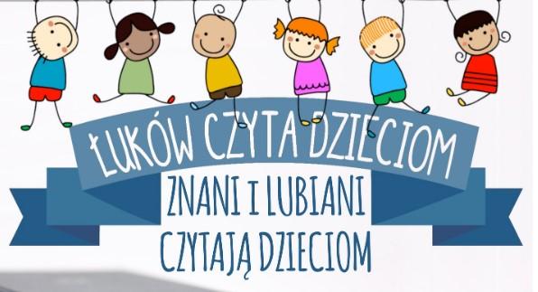 Znani i lubiani będą czytać najmłodszym łukowianom - Zdjęcie główne