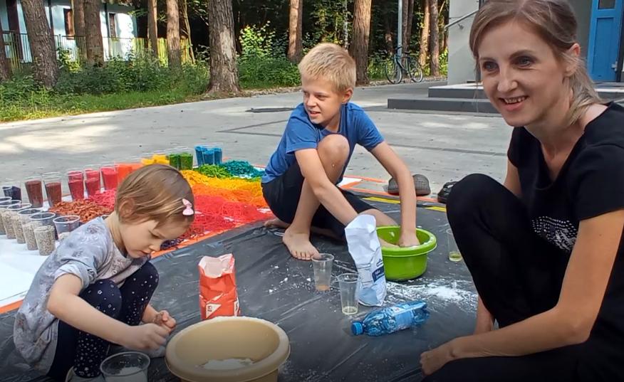 ŁUKÓW. Piknik nad Zalewem ze Stowarzyszeniem Polska 2050 (WIDEO) - Zdjęcie główne