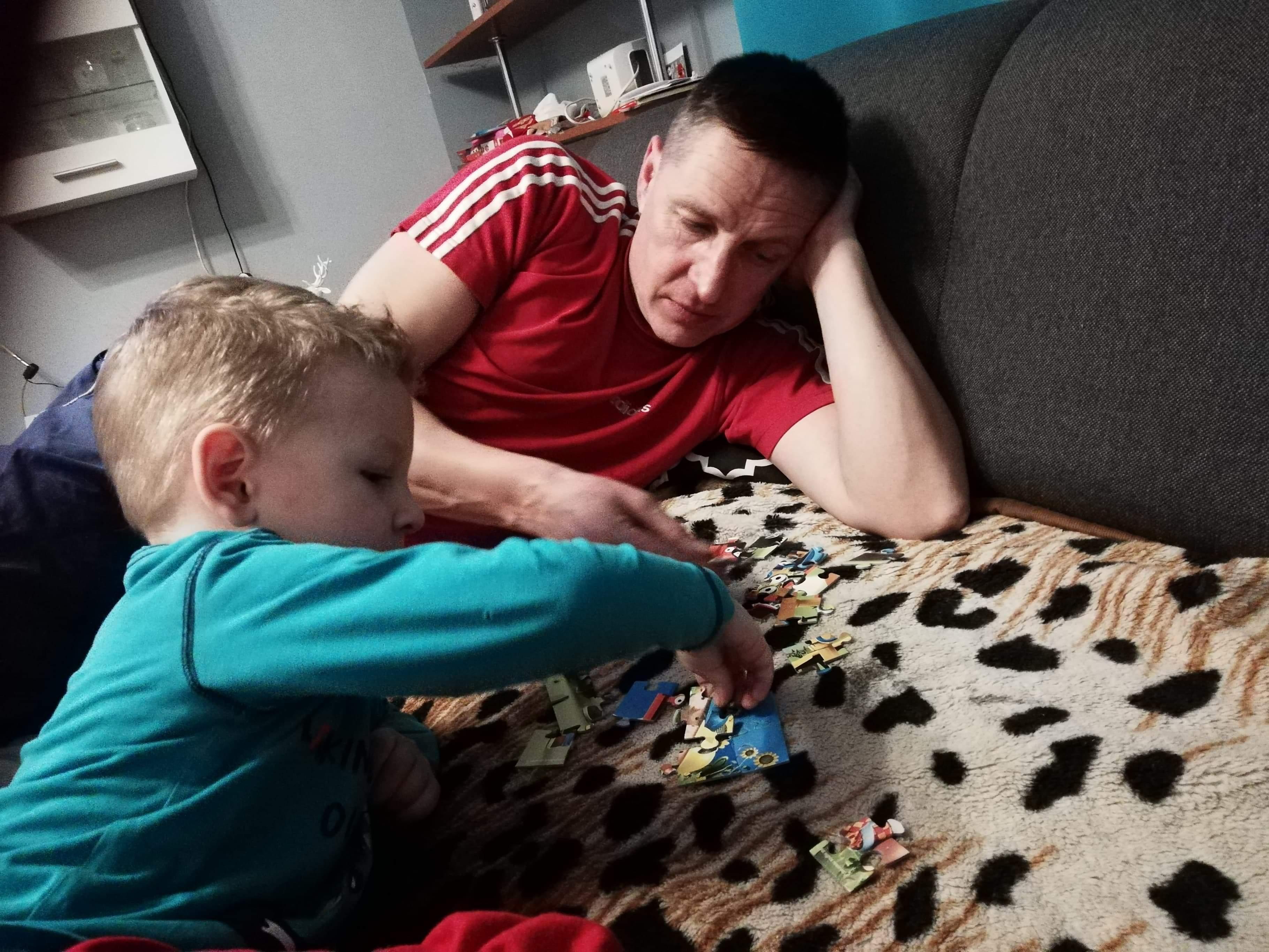 """Zbigniew Markowski  z Krynki  prosi o wsparcie na operację serca: """" Moje serce musi bić dla rodziny!"""" - Zdjęcie główne"""