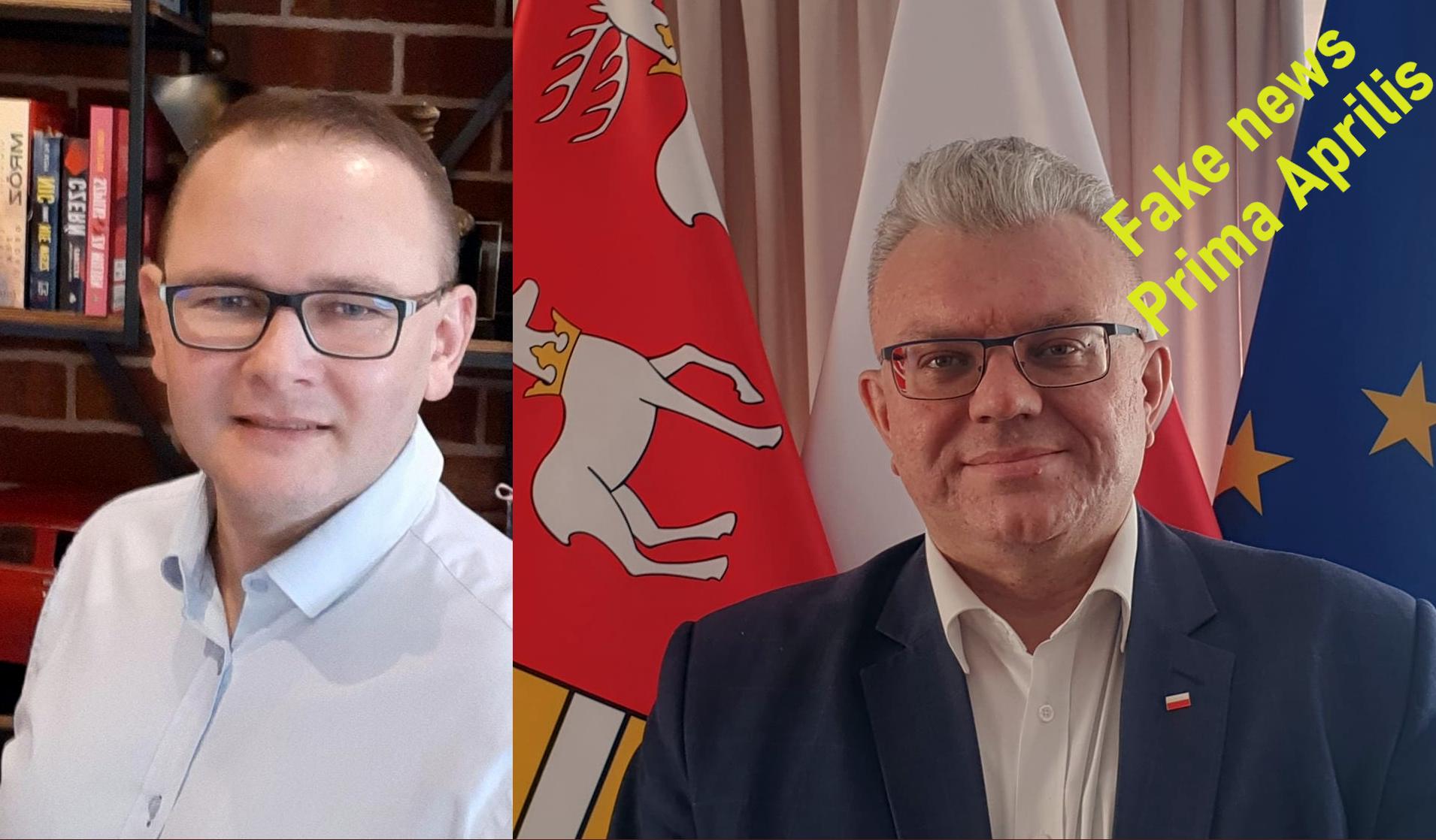 ŁUKÓW Wiemy, kto będzie nowym wiceburmistrzem - Zdjęcie główne