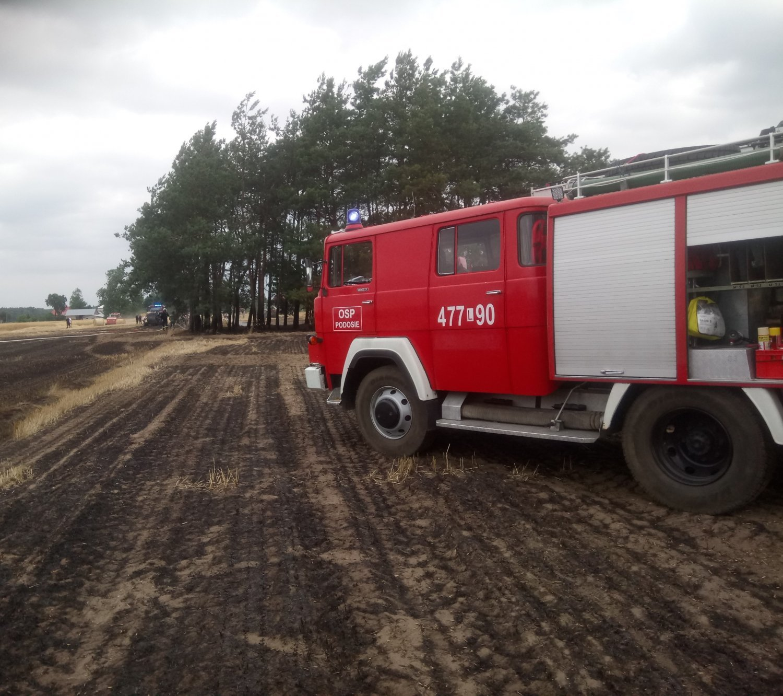 Przetarg na wóz dla OSP Podosie. Strażacy zbierają na jego doposażenie  - Zdjęcie główne