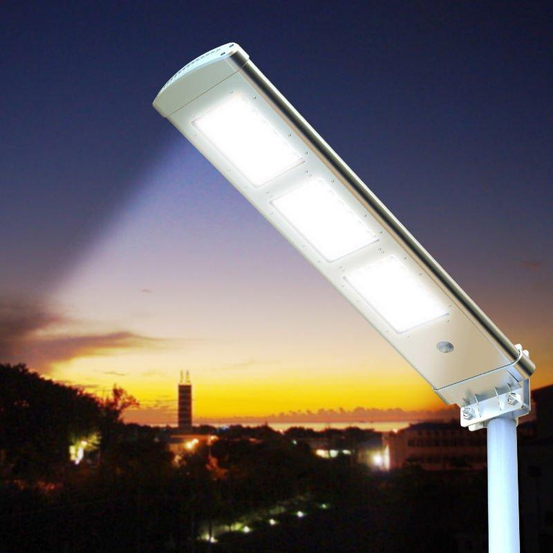 Modernizacja oświetlenia ulicznego  - Zdjęcie główne