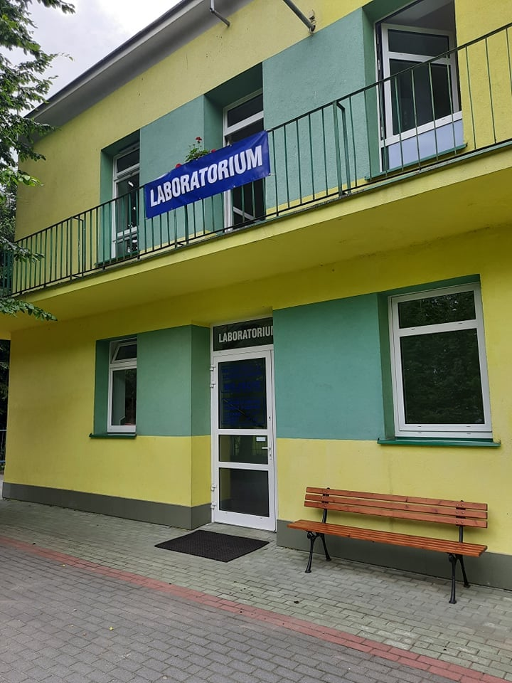 ŁUKÓW. Szpitalne laboratorium w nowym miejscu  - Zdjęcie główne