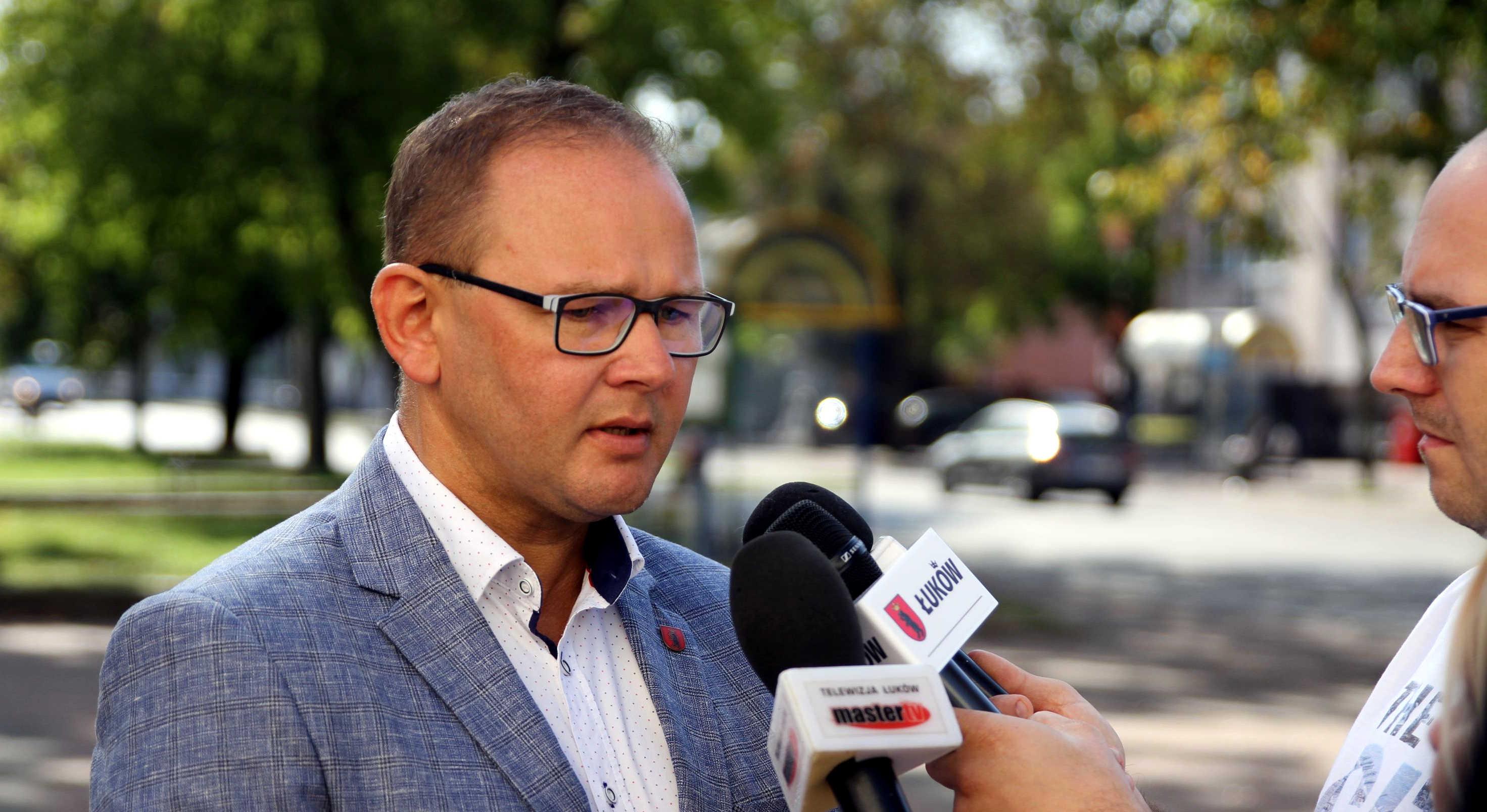 Batalia o kształt budżetu Łukowa. Burmistrz: Radni chcą wyrzucenia Placu Narutowicza z planu inwestycji  - Zdjęcie główne