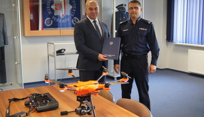 Mamy drona! - Zdjęcie główne