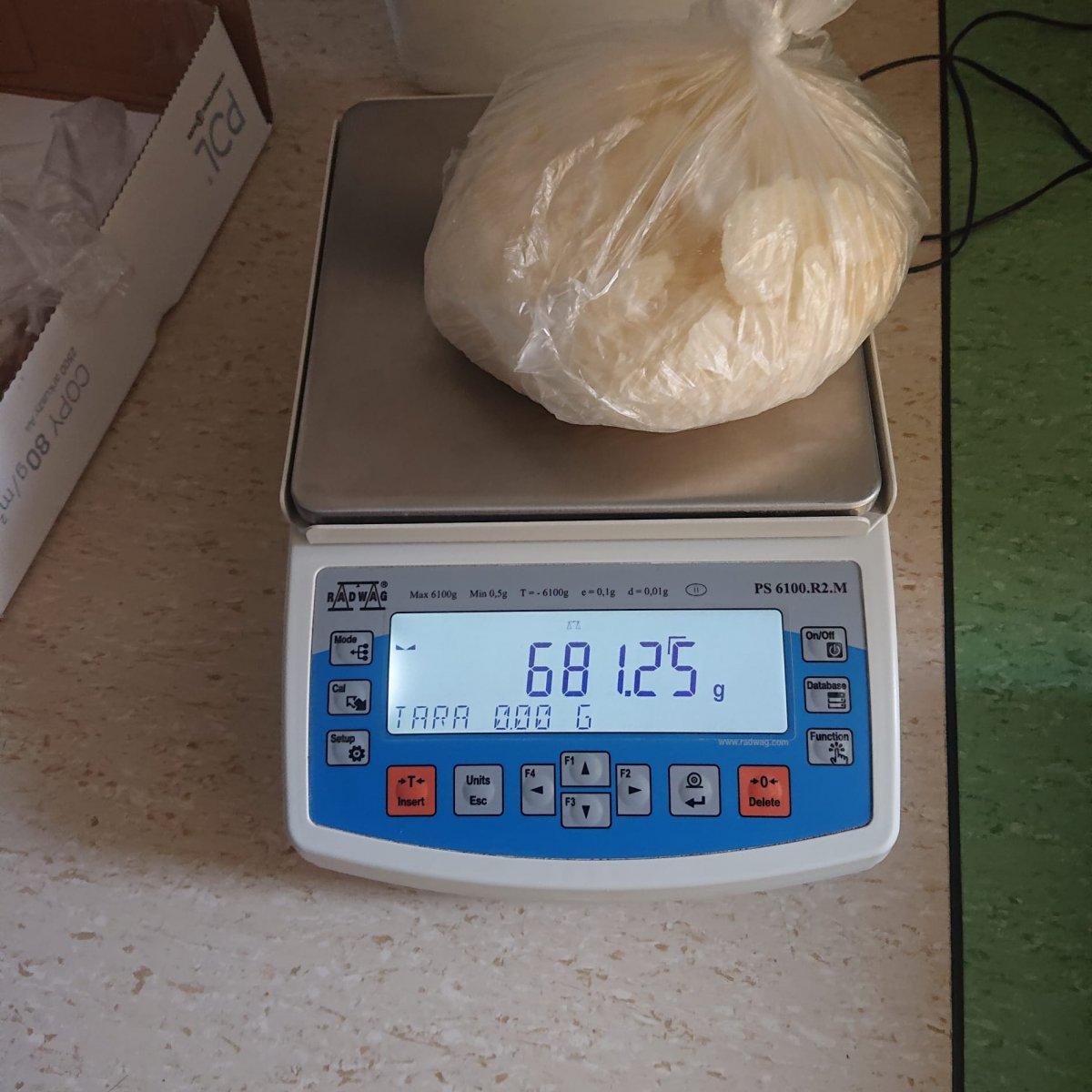 Siedlce: Miał ponad 3 kg substancji odurzających - Zdjęcie główne