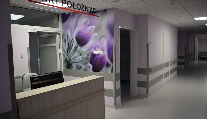 Siedlce mają jeden z najnowocześniejszych Oddziałów Położniczo-Ginekologicznych w Polsce - Zdjęcie główne