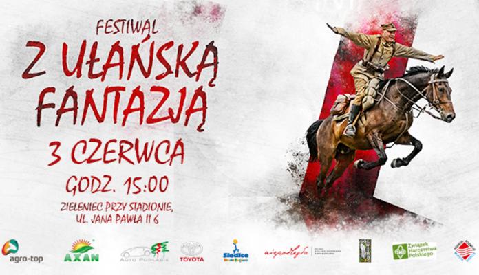 """Festiwal """"Z ułańską fantazją"""" - Zdjęcie główne"""