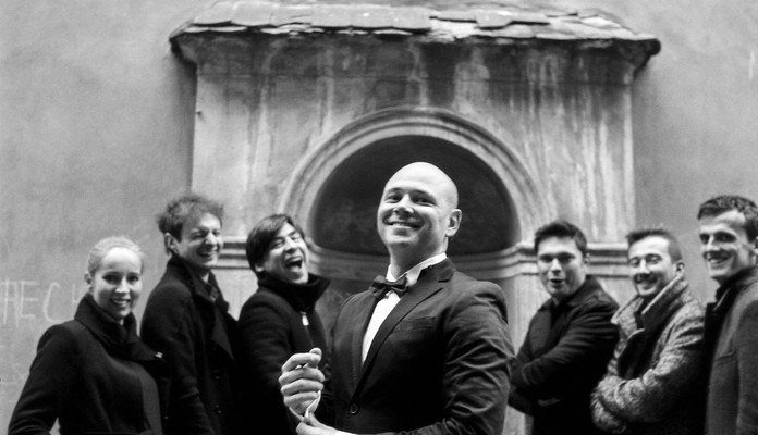 Koncert Marcina Wyrostka - Zdjęcie główne