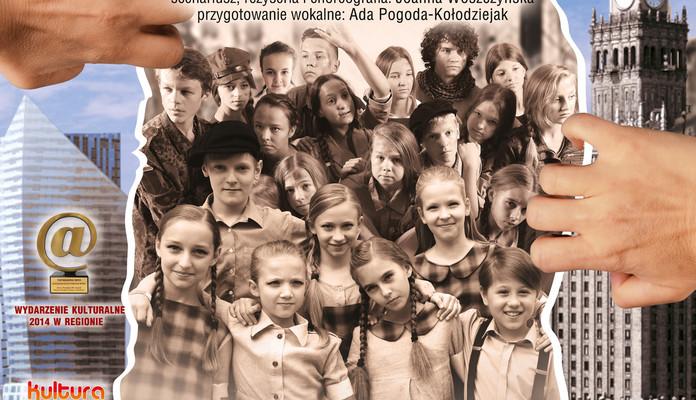 Dzieci Powstania '44 – musical Alternatywnego Teatru Tańca LUZ i Wokalnego Studia Musicalowego LUZ - Zdjęcie główne
