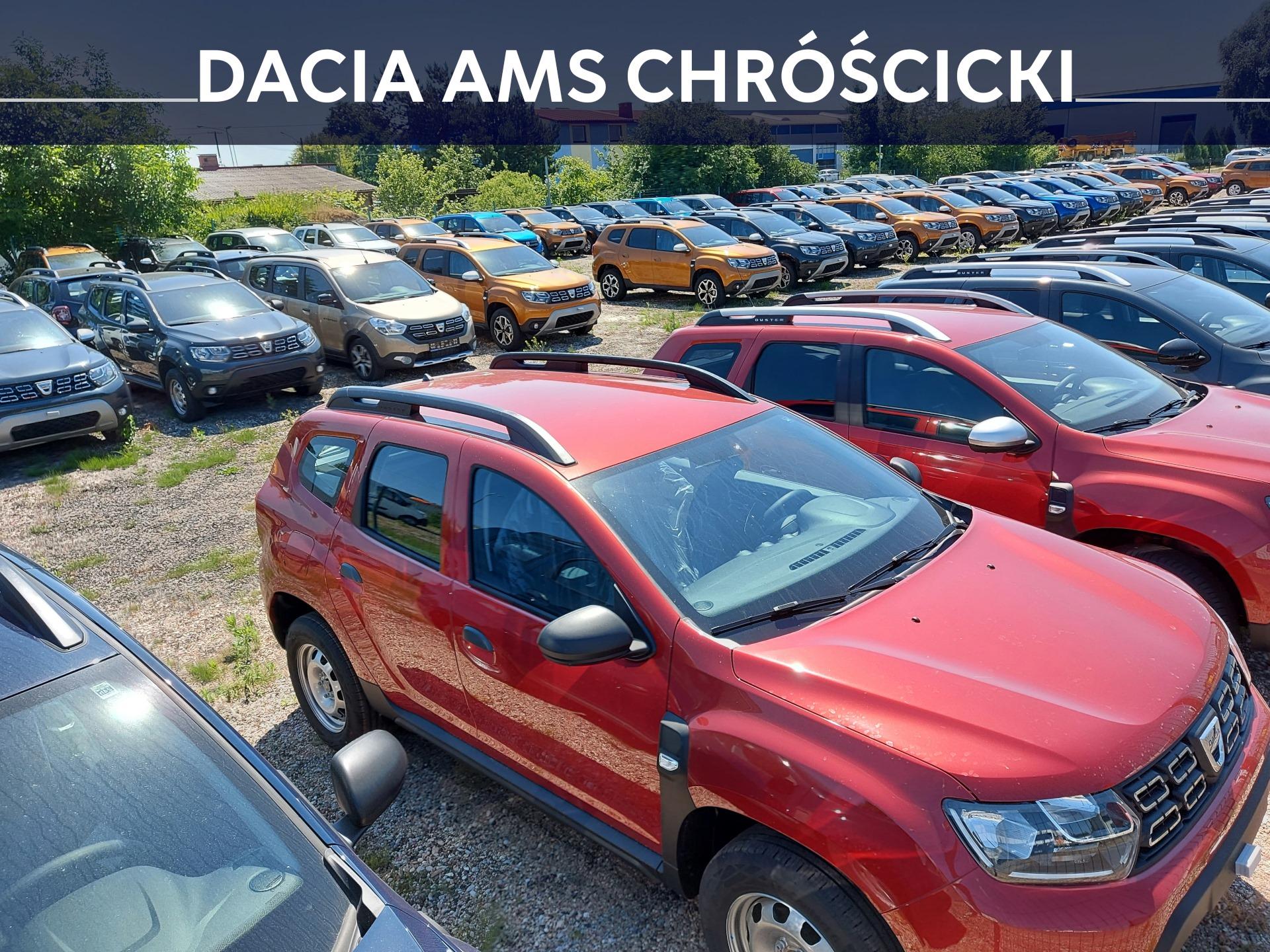 Dacia Duster z fabryczną instalacją gazową LPG dostępna od ręki - Zdjęcie główne