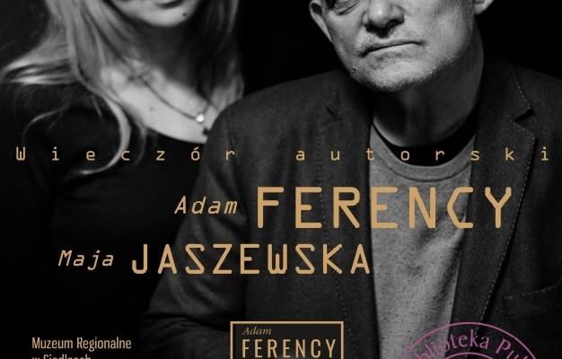 Wieczór autorski Adama Ferencego i Mai Jaszewskiej - Zdjęcie główne