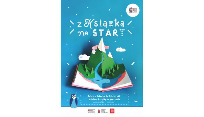 Książka na start - Zdjęcie główne