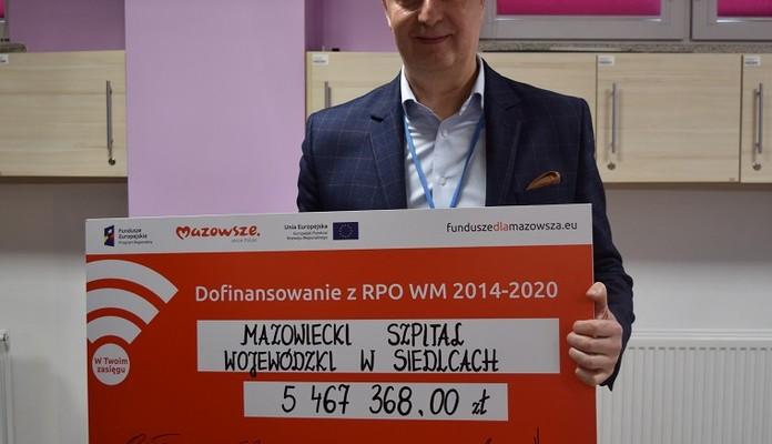 Ponad 5 milionów złotych na siedlecką kardiologię - Zdjęcie główne
