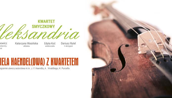 Niedziela Haendel(owa) z Kwartetem - Zdjęcie główne