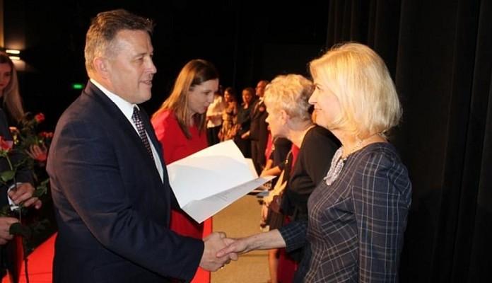 Nauczyciele z Nagrodami Prezydenta - Zdjęcie główne