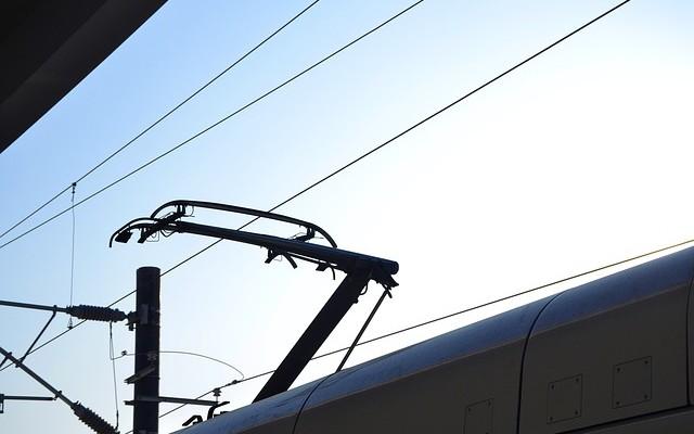 Skontrolują pantografy pociągów - Zdjęcie główne