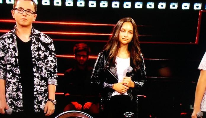 Świetny występ Olgi Jagieło w The Voice Kids - Zdjęcie główne