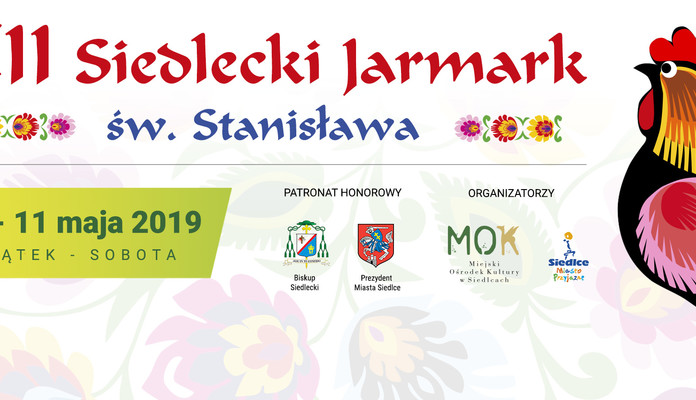 XII Siedlecki Jarmark św. Stanisława - Zdjęcie główne