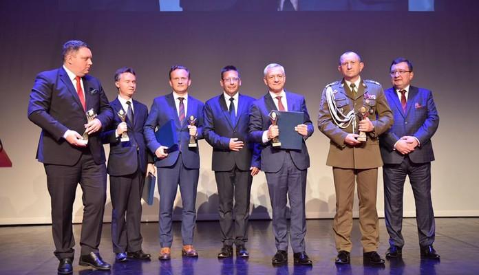 Gromadziński z nagrodą na Szczycie - Zdjęcie główne