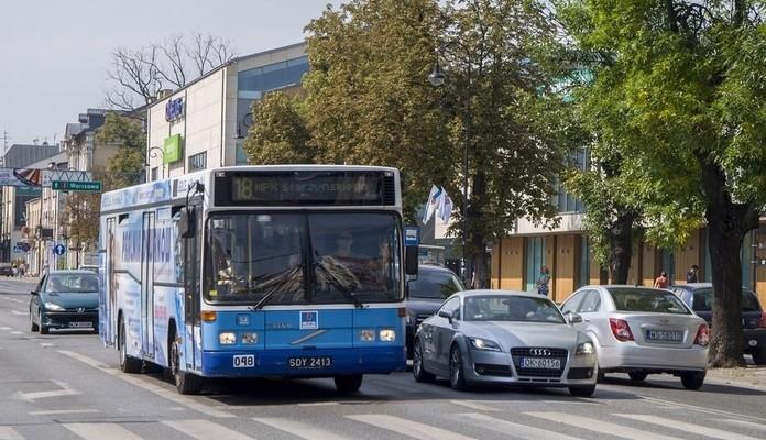 Zmiany w kursowaniu autobusów MPK w okresie wielkanocnym - Zdjęcie główne