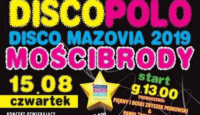 Disco polo w Mościbrodach. Zagra Zenek - Zdjęcie główne