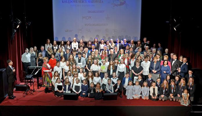 """Koncert galowy IX Festiwalu Kolęd i Pastorałek """"Kolędowe Serce Mazowsza"""" - Zdjęcie główne"""