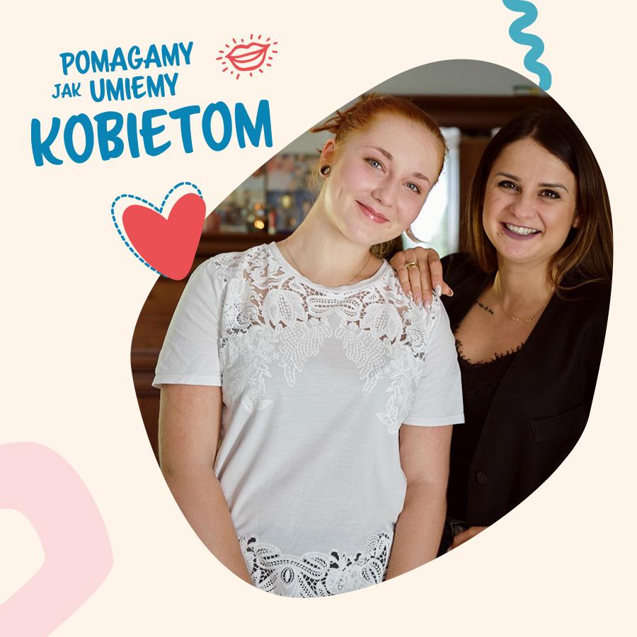 Pomagamy jak umiemy kobietom - zgóś organizację do akcji Rossmanna - Zdjęcie główne