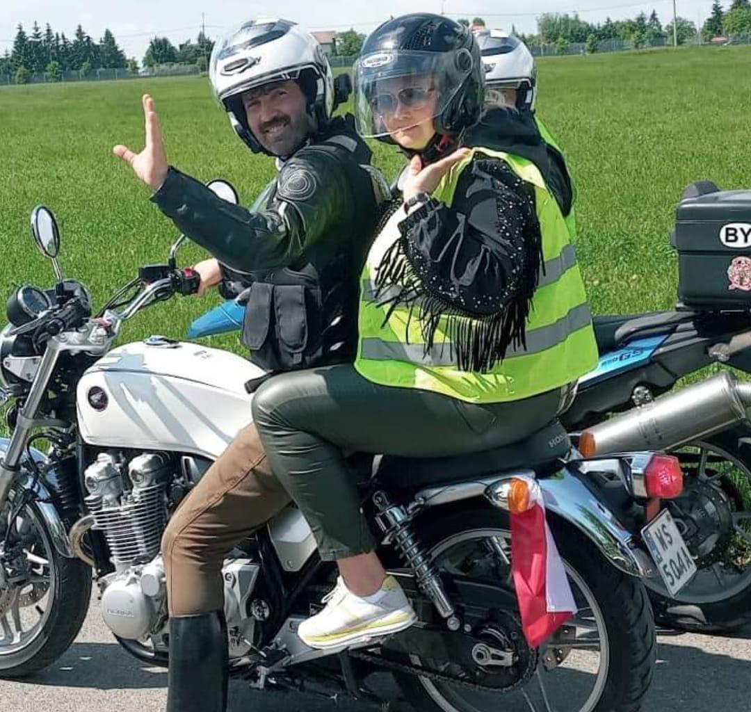 V Podlaski Motocyklowy Rajd Papieski (ZDJĘCIA) - Zdjęcie główne