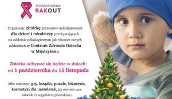 Żółkiewski pamięta o małych pacjentach - Zdjęcie główne