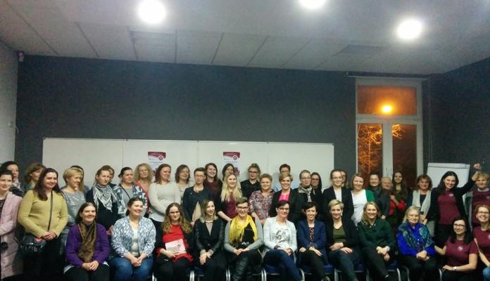 Pierwsze spotkanie PRO Kobiet (fotorelacja) - Zdjęcie główne