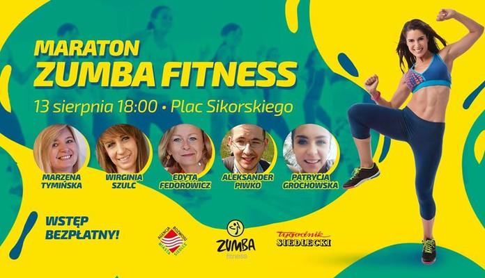 Maraton Zumba Fitness - Zdjęcie główne