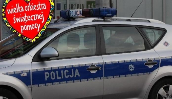 WOŚP: Policjanci zadbają o nasze bezpieczeństwo - Zdjęcie główne