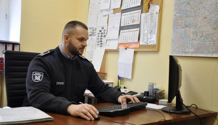 Funkcjonariusz ZK Siedlce złapał w galerii złodzieja - Zdjęcie główne