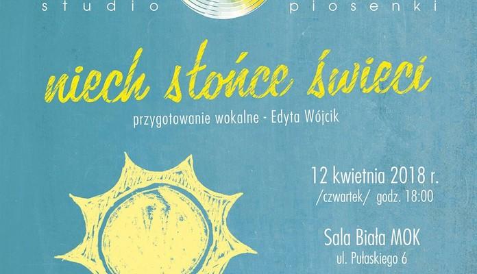 Koncert Studia Piosenki Singers - Zdjęcie główne