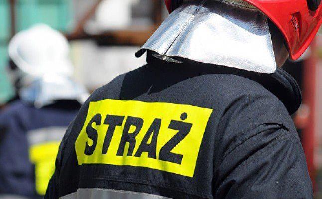 Powiat siedlecki: Pożary suchej trawy - Zdjęcie główne