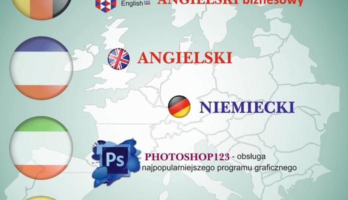 Bezpłatne e-kursy językowe dla Czytelników (VII edycja) - Zdjęcie główne